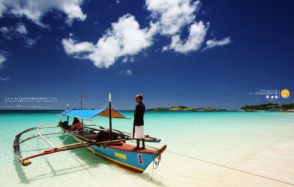 Calaguas Island Travel Package cheap tours